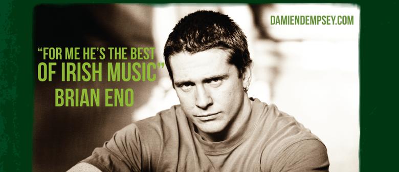 Damien Dempsey (Ireland) - It's All Good NZ Tour