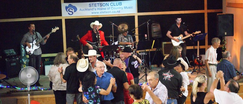 Stetson Club - Country Rock Musicfest