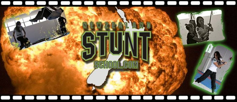 Youth Easter Holiday Stunt Camp (8-16yrs)