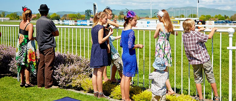 The Lowland Stakes Raceday Classic Hits Kiwiana Family Day