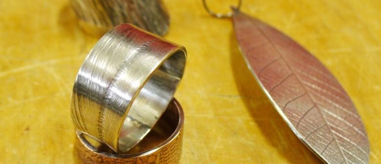 Jewellery Taster Course - Beginners' Weekend