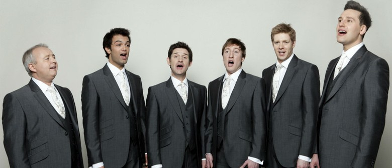 The King's Singers 'Great American Songbook'