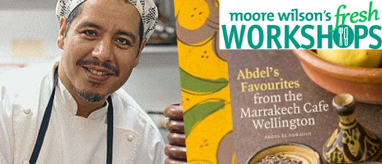 Workshop: The Marrakech Cafe with Abdel el Adraoui