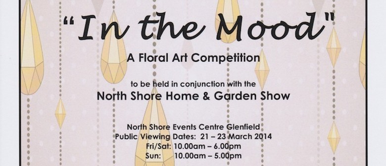Barfoot & Thompson Floral Art Competition