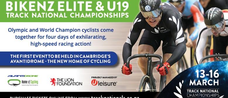The Bike NZ National Elite & U19 Track Cycling Championships