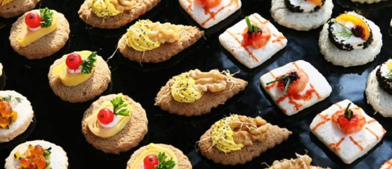 Finger Foods For Entertaining Weekend Course