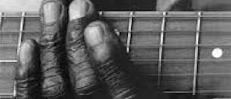 Blues Guitar Beginners