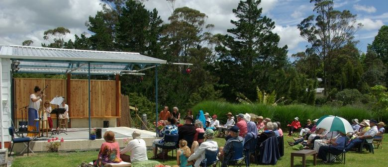 Opera North Company Present a Garden Concert