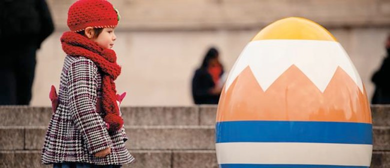 Egg-Stravaganza: The Whittaker's Big Egg Hunt