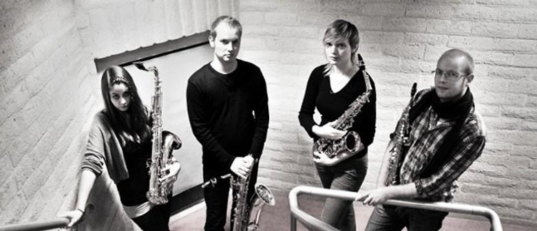 NZSM: Hanumi Saxophone Quartet