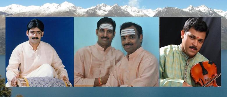 Malladi Brothers: Carnatic Music Concert