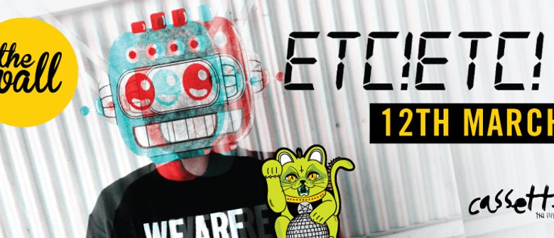 The Wall ft Etc! Etc! (Mad Decent, USA)