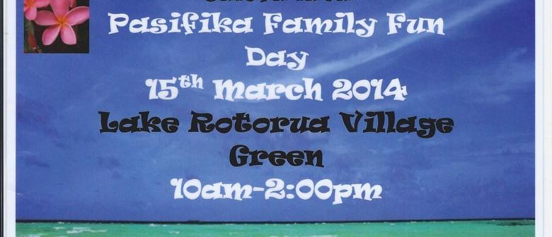Pacific Islands Family Fun Day
