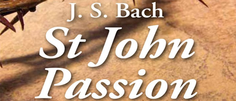 Bach Musica Presents St John Passion
