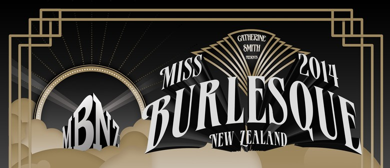 Miss Burlesque New Zealand 2014