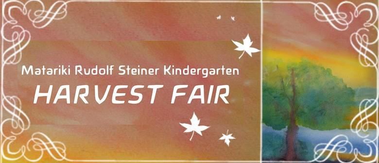 Matariki Rudolf Steiner Kindergarten Harvest Fair 2014