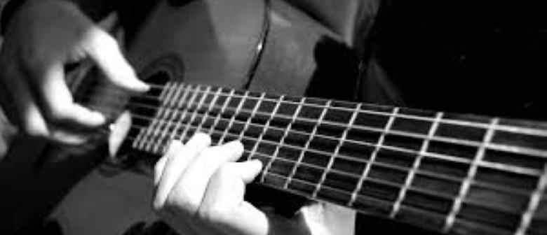 Anthony Mitchell - Classic and Spanish Guitar