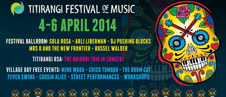 TFM 2014 - The Nairobi Trio In Concert