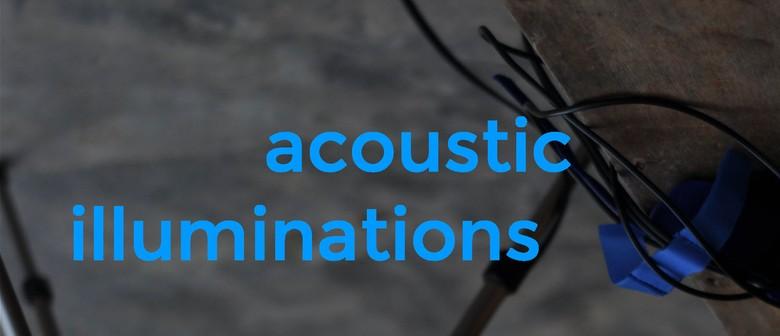 DMA Concert: Reuben Derrick - Acoustic Illuminations