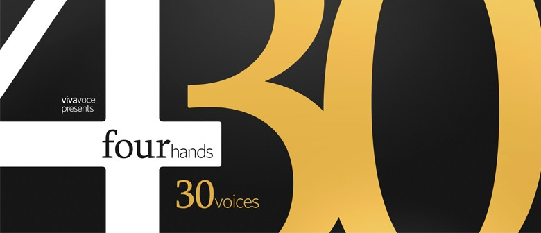 Four Hands, 30 Voices
