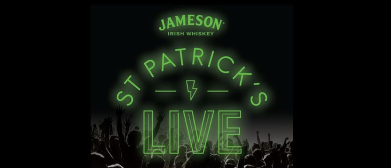 St Patrick's Weekend Featuring Taye Williams and Ahori Buzz