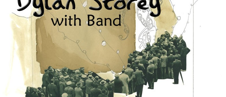 Dylan Storey with Band