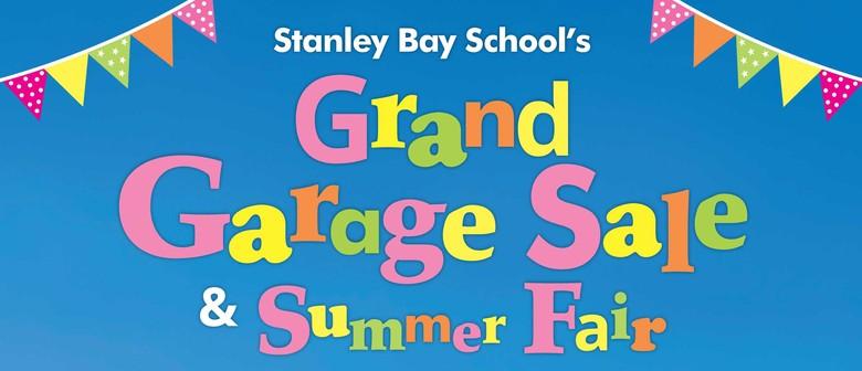 Grand Garage Sale and Summer Fair