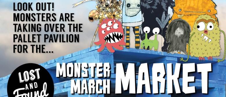 Monster March Market