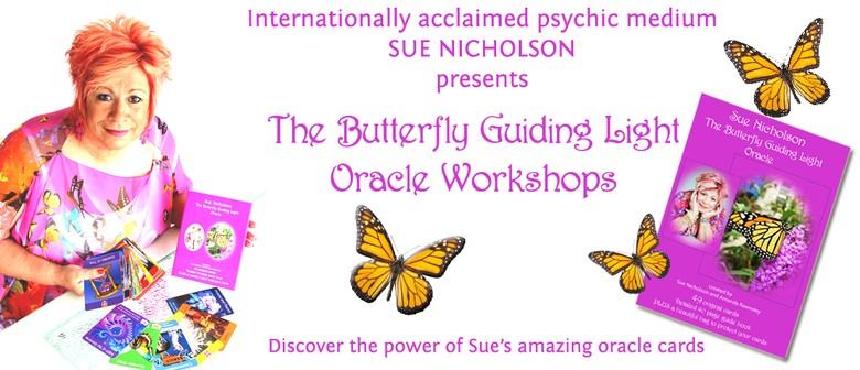 Sue Nicholson Butterfly Oracle Workshop - Level 1