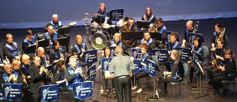 Rotorua Symphonic Band Practice
