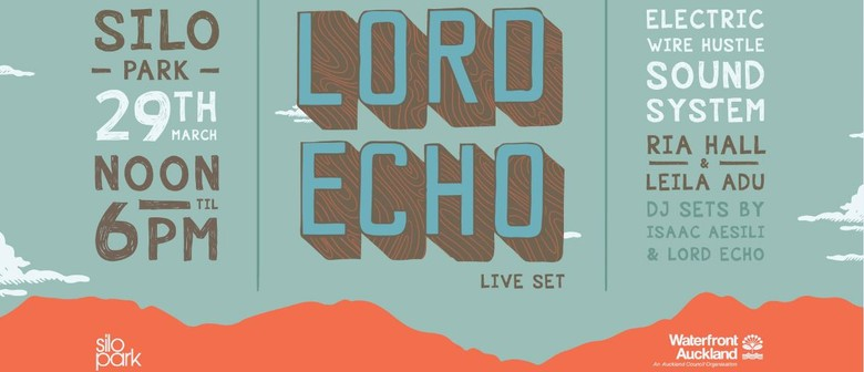 Silo Sessions Presents Lord Echo & Electric Wire Hustle