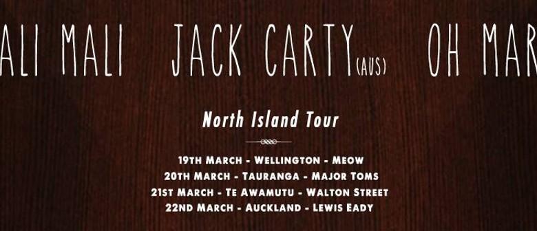 Jack Carty, Mali Mali & Oh Mary