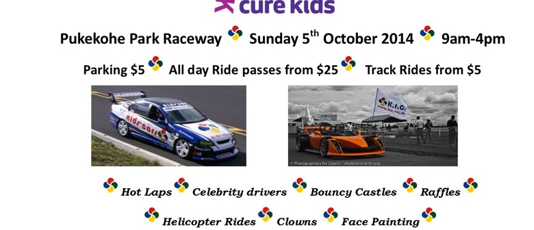Kids In Cars - Family Track Day