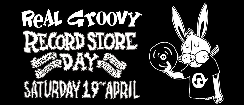 Real Groovy Record Store Day