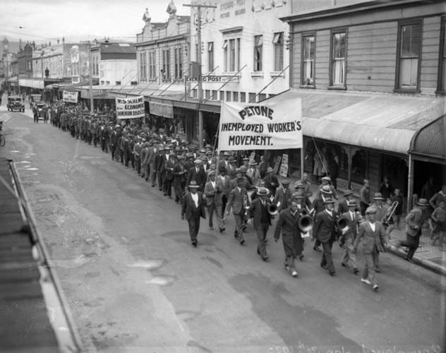 A tasman tale new zealand 39 s depression australia 1930 for 291 the terrace wellington new zealand