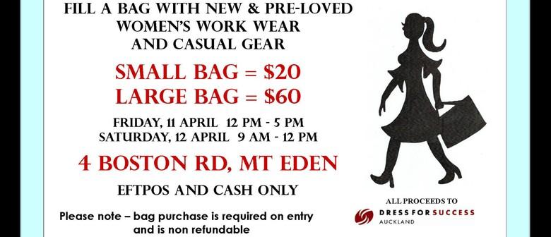 Grab a Bag Clothing Sale