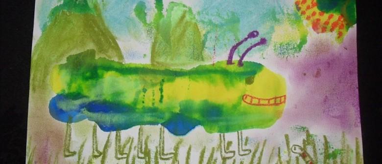 Art Making for Children - Visualise Your Story