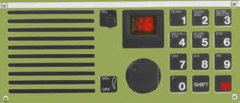 Maritime VHF Operator