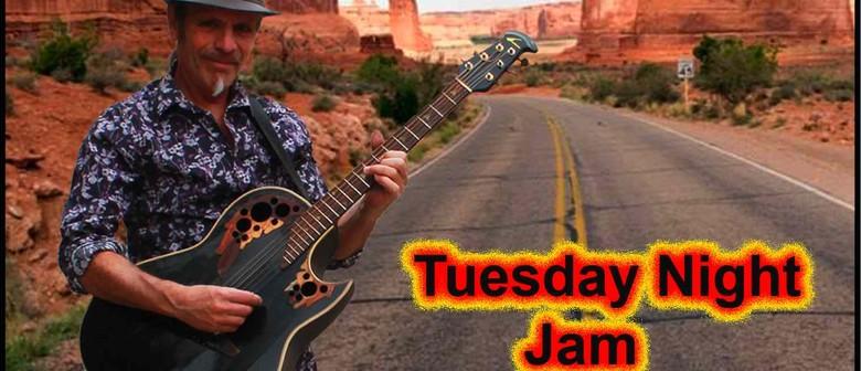 Tuesday Jam - Open Mic