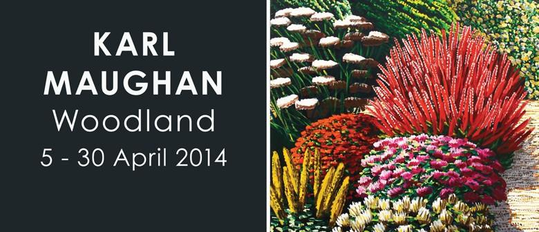 Karl Maughan: Woodland (2014)