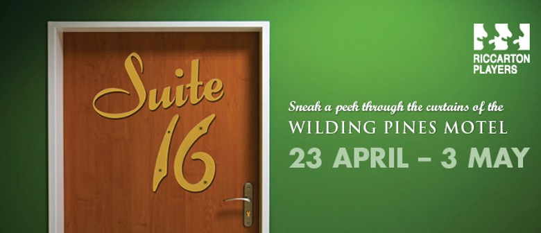 Suite 16 - New Zealand Premier by Jon Gadsby & David McPhail
