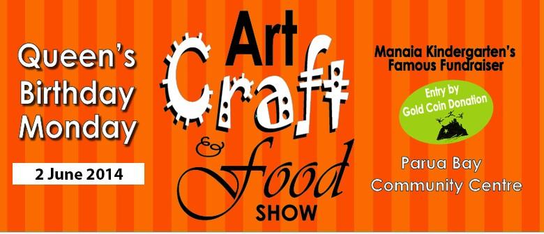Manaia Art, Craft and Food Show