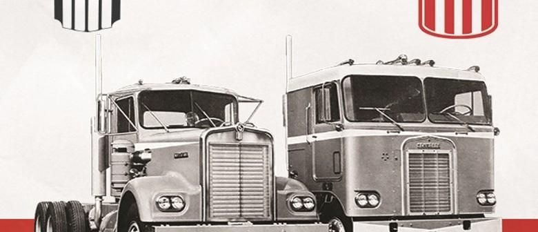 Celebration of 50 years of Kenworth Trucks in New Zealand