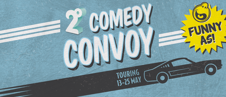 2degrees Comedy Convoy