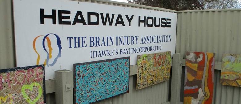 Brain Injury Association Monster Garage Sale
