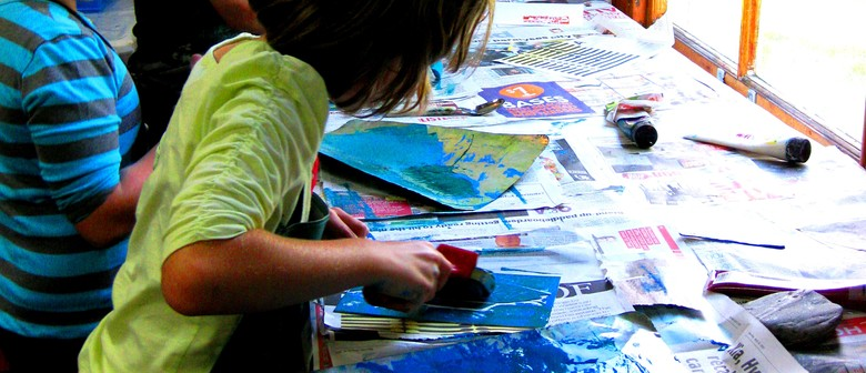 School Holiday and Term 2 Art Classes