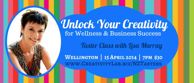 Unleash Your Creativity for Wellness & Business Success