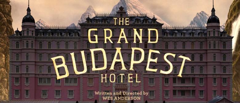 The Grand Budapest Hotel - Film Fundraiser