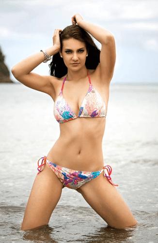 Miss bikini picture