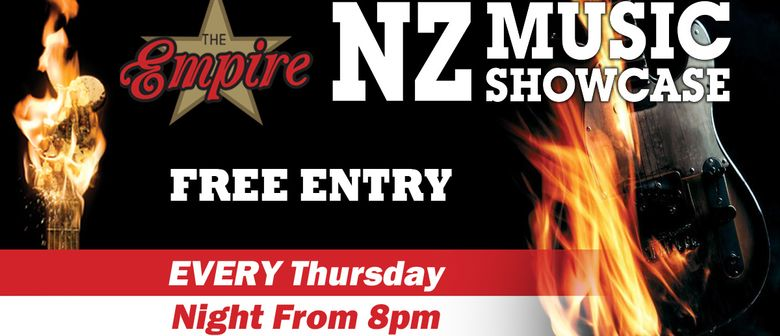 NZ New Music Showcase